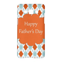 happy Father Day  Samsung Galaxy A5 Hardshell Case
