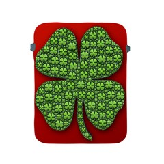 Shamrock Irish Ireland Clover Day Apple Ipad 2/3/4 Protective Soft Cases