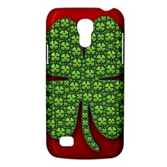 Shamrock Irish Ireland Clover Day Galaxy S4 Mini