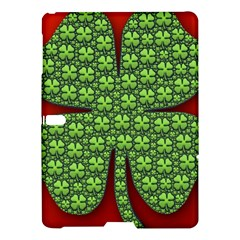Shamrock Irish Ireland Clover Day Samsung Galaxy Tab S (10.5 ) Hardshell Case