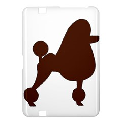 Poodle Brown Silo Kindle Fire HD 8.9