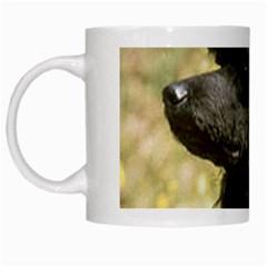 Poodle Love W Pic Black White Mugs