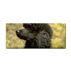 Poodle Love W Pic Black Cosmetic Storage Cases