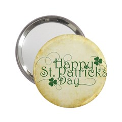 Irish St Patrick S Day Ireland 2.25  Handbag Mirrors
