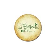 Irish St Patrick S Day Ireland Golf Ball Marker (4 Pack)