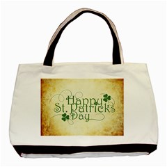Irish St Patrick S Day Ireland Basic Tote Bag