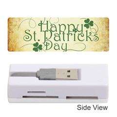 Irish St Patrick S Day Ireland Memory Card Reader (Stick)