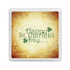 Irish St Patrick S Day Ireland Memory Card Reader (square)