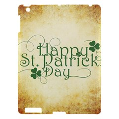 Irish St Patrick S Day Ireland Apple iPad 3/4 Hardshell Case