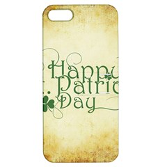 Irish St Patrick S Day Ireland Apple Iphone 5 Hardshell Case With Stand
