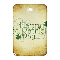 Irish St Patrick S Day Ireland Samsung Galaxy Note 8.0 N5100 Hardshell Case