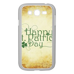 Irish St Patrick S Day Ireland Samsung Galaxy Grand Duos I9082 Case (white)