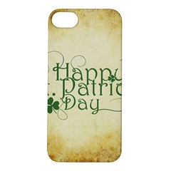 Irish St Patrick S Day Ireland Apple iPhone 5S/ SE Hardshell Case