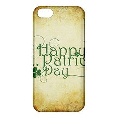 Irish St Patrick S Day Ireland Apple iPhone 5C Hardshell Case