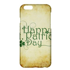 Irish St Patrick S Day Ireland Apple iPhone 6 Plus/6S Plus Hardshell Case