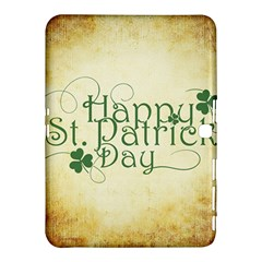 Irish St Patrick S Day Ireland Samsung Galaxy Tab 4 (10.1 ) Hardshell Case