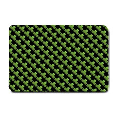 St Patrick S Day Background Small Doormat