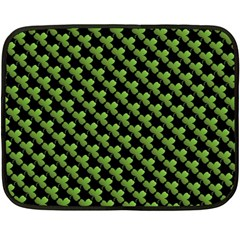 St Patrick S Day Background Double Sided Fleece Blanket (mini)