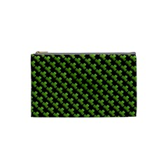 St Patrick S Day Background Cosmetic Bag (small)