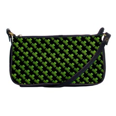 St Patrick S Day Background Shoulder Clutch Bags