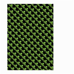 St Patrick S Day Background Small Garden Flag (Two Sides)