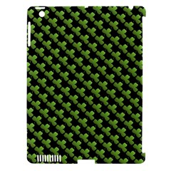 St Patrick S Day Background Apple iPad 3/4 Hardshell Case (Compatible with Smart Cover)