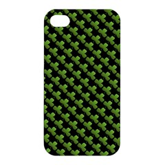 St Patrick S Day Background Apple iPhone 4/4S Premium Hardshell Case