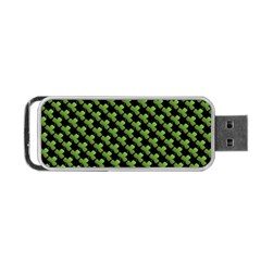 St Patrick S Day Background Portable USB Flash (One Side)