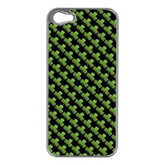 St Patrick S Day Background Apple Iphone 5 Case (silver)