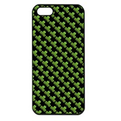 St Patrick S Day Background Apple iPhone 5 Seamless Case (Black)