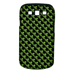 St Patrick S Day Background Samsung Galaxy S III Classic Hardshell Case (PC+Silicone)