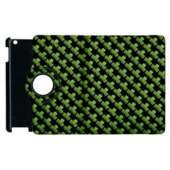 St Patrick S Day Background Apple iPad 3/4 Flip 360 Case