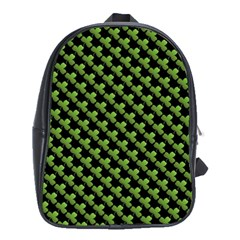 St Patrick S Day Background School Bags (XL)
