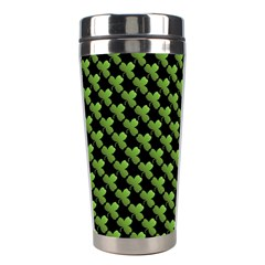 St Patrick S Day Background Stainless Steel Travel Tumblers