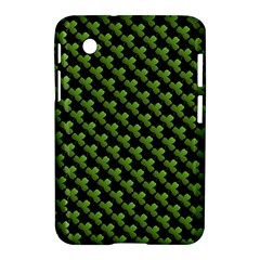 St Patrick S Day Background Samsung Galaxy Tab 2 (7 ) P3100 Hardshell Case