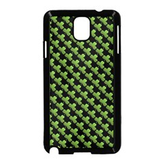 St Patrick S Day Background Samsung Galaxy Note 3 Neo Hardshell Case (Black)