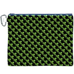 St Patrick S Day Background Canvas Cosmetic Bag (XXXL)