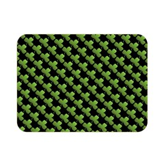 St Patrick S Day Background Double Sided Flano Blanket (Mini)