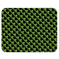 St Patrick S Day Background Double Sided Flano Blanket (Medium)