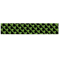St Patrick S Day Background Flano Scarf (Large)