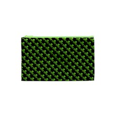 St Patrick S Day Background Cosmetic Bag (xs)