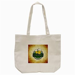 Irish St Patrick S Day Ireland Beer Tote Bag (Cream)