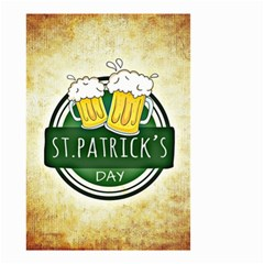 Irish St Patrick S Day Ireland Beer Small Garden Flag (Two Sides)