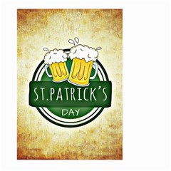 Irish St Patrick S Day Ireland Beer Large Garden Flag (Two Sides)