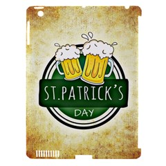 Irish St Patrick S Day Ireland Beer Apple iPad 3/4 Hardshell Case (Compatible with Smart Cover)