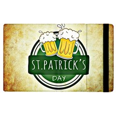 Irish St Patrick S Day Ireland Beer Apple iPad 2 Flip Case