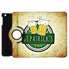 Irish St Patrick S Day Ireland Beer Apple Ipad Mini Flip 360 Case