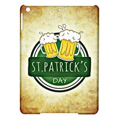 Irish St Patrick S Day Ireland Beer iPad Air Hardshell Cases