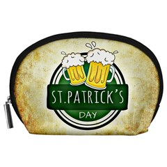 Irish St Patrick S Day Ireland Beer Accessory Pouches (large)