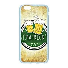 Irish St Patrick S Day Ireland Beer Apple Seamless iPhone 6/6S Case (Color)